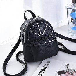 Wholesale Korean Laptop Bags For Women - new Women Backpack Fashion School Bags for Teenagers Laptop Notebook Travel Fashion Backpack Teenage Girls High Quality
