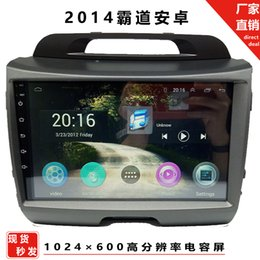 Wholesale 2din Android Car Dvd Player - 2014 Androidcar Android DVD Double DIN DVD car DVD 2din universal