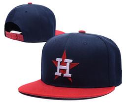 Wholesale Snapbacks High - 2017 hot new Hip hop stros Houston Snapback Caps Adjustable Baseball Snap Back Hats Snapbacks High Quality Players Sports free shipping