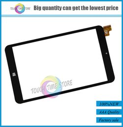 """Wholesale Sensor Outside - Wholesale-New 8"""" inch outside win8 system PB80JG2030 Touch Screen Digitizer Glass Touch Panel Sensor Replacement Free Shipping"""