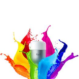 Gros-Original Xiaomi Yeelight Blue II LED Smart Ampoule (Couleur) E27 9W 600 Lumens Mi Light Smart Téléphone WiFi Télécommande ? partir de fabricateur