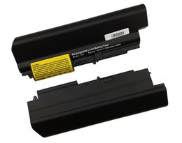 "Wholesale Thinkpad Series - 9Cell Battery For Lenovo Thinkpad R400 Series 14.1"" Widescreen R61 T400 T61 T61p R500 T500"