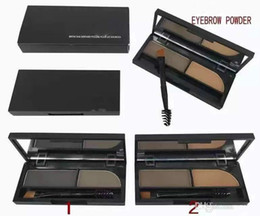 Wholesale Brow Shader - 2017 new makeup BROW SHADER derfard poudre pour les sourcils 3g in stock DDHL free shipping