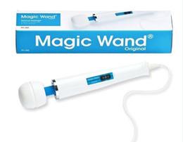 Wholesale vibrators personal - HOT Hitachi Magic Wand Massager AV Vibrator Personal Full Body Massager HV-250R 110-240V Electric Massager US EU AU UK Plug