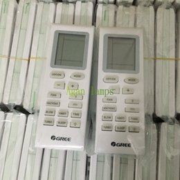 Wholesale Gree Air Conditioner Remote Control - Wholesale- Free shipping GREE TRANE YORK LENNOX YB1F2 YB1F2F YB1FA YB1FAF YF1F YB1FF FNB03 KF-50L.... Air Conditioner Remote Control