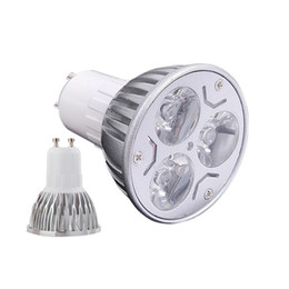 Wholesale Dimmable Mr16 Led Downlights - High Power Cree Led Light Bulbs E27 B22 MR16 9W 12W 15W Dimmable E14 GU5.3 GU10 Led Spot lights led downlights lamps