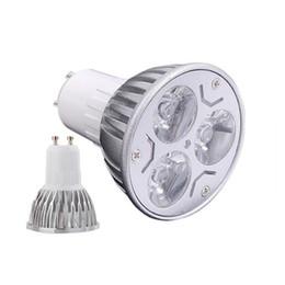 Wholesale Downlights Living Room - High Power Cree Led Light Bulbs E27 B22 MR16 9W 12W 15W Dimmable E14 GU5.3 GU10 Led Spot lights led downlights lamps