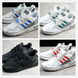 Wholesale Hot Summer Sneakers - 2017 adidas mens EQT CUSHION ADV Primeknit hotS sale high quality running shoes for men sports shoes sneakers