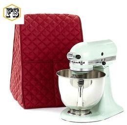 kitchenaid Accesorios KitchenAid Stand Mixer Cover Bolsas a prueba de polvo Bolsas de almacenamiento en el hogar 4 colores al por mayor envío gratuito desde fabricantes