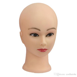 Wholesale Makeup Practice Mannequin Heads - Professional Training Mannequin Head for practice makeup high quality and nice maniquies women mannequin head free shipping