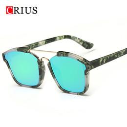 Wholesale Bow Glasses Frame - Wholesale-2016 new women's sunglasses women sun glasses Vintage Leopard retro big frame mirror lens Brand design Metal bow lens