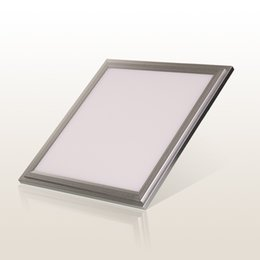 Wholesale 65 Led Lights Wholesale - Water proof LED Panel Lights 50000H AC 220V 65-75 LM W CC LED Panel Lights with Aluminum for Indoor