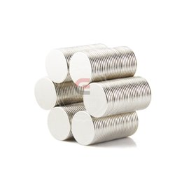 Free shpping 200pcs Strong Rare magnets Earth Round NdFeb Neodymium Magnet N50 Dia12x0.8mm super powerful wholesale
