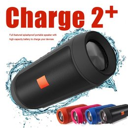 Wholesale Usb Rechargable Batteries - Portable Wireless Speakers Subwoofers Waterproof Bluetooth Speaker Mini Speaker 1200Mah Rechargable Battery Free Ship