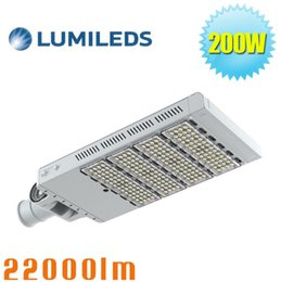 Wholesale Light Road Cases - 200W led city light building street light case road light with 5 Years Warranty Ce Rohs UL for highway,garden,street