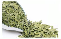 Wholesale Chinese Green Teas - 250g longjing Dragon Well Green Tea, Long Jing green tea,Chinese tea,Free Shipping