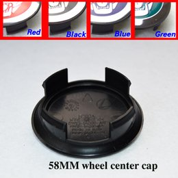 Wholesale 58mm Wheel Caps - Practicality car styling 58mm 2.28inch for XJ XF XK X-TYPE Car Wheel Cover Auto Wheel Cap ABS Aluminum wheel center cap