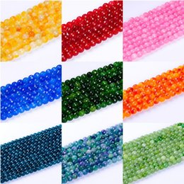 Nouveau 8x12mm Blanc Mexicain Opal Gems Rice Loose Beads 14/""