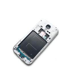 Alloggiamento samsung i337 online-Nuovo telaio centrale fondello fondello custodia case parti di ricambio per Samsung Galaxy S4 i9500 i9505 i9507 i9508 i9506 i545 i337 i959