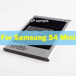 Wholesale I9192 S4 Mini - For Samsung Galaxy S4 Mini S4mini i9192 B500AE 1900mAh New Replacement Li-ion Battery Batterie Batteria Akku
