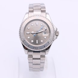 Wholesale Luxury R Watches - New replica Mens luxury brand watch 40mm size R watches Master sapphire glass AAA quality wristwatch waterproof men watch