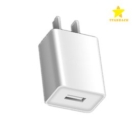 Wholesale Single Iphone Chargers - USB Charger High Quality 5V2A AC Power Fast Charging Single Port Adapter EU US Plug for iPhone, iPad, iPod
