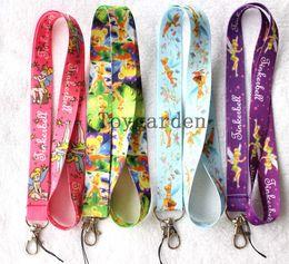Wholesale Anime Ship Free - wholesale 10 pcs anime Neck Strap Lanyard Keychain Phone Card Badge Holder free shipping L41