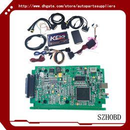 Wholesale Chip Tuning Kits - 2017 High quality Newest version OBD2 Tuning Kit KESS V2 4.036 SW 2.3 ECU Chip Tuning Programmer No limitation