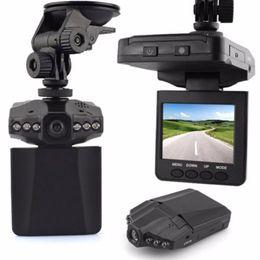 "Wholesale H198 Hd Car - 10PCS H198 6 LED 2.5"" Full HD 1080P LCD Car DVR Vehicle Camera Video Recorder Dash Cam Night Vision Recorder"