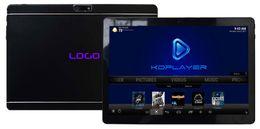 Wholesale Mini Tablet Quad - 4pcs 10.1inch IPS screen mini Smart TV Tablet PC preloaded KDplayer Live TV Mobdro NetFlix Hulu MT6582 Quadcore 1GB 16GB 3G Bluetooth WIFI