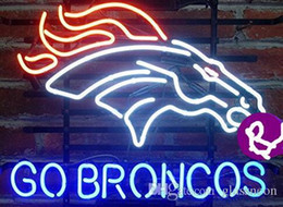 Wholesale Customized Neon Signs - New customize Real Glass Neon Light Sign Beer Bar Pub Sign 24 X19 19X15