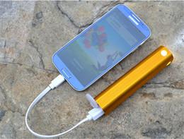 мобильный телефон факел Скидка Зарядное устройство многофункциональный 3 режима фонарик мобильный телефон USB мини светодиодный открытый портативный power bank для смартфона Android Факел света USB провод