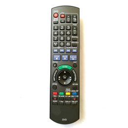 Wholesale Used Dvd Player - Wholesale- Hot! Original Replacement Remote Control For Panasonic DVD N2QAYB000128 Controller Controle Free shipping used