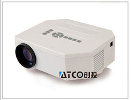 Wholesale Project Games - Wholesale- 2016 NEW Arrival UC30 HD Home Theater Portable mini 3D Projector project proyector for Video Games TV Movie Support HDMI 1080p
