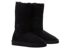 Мода Зима Классический Снег Сапоги Высокие Женщины Загрузки Теплые Дамы Марка Дизайнер Обуви Австралия Рождество Коричневый Черный Продажа Онлайн Продажа от Поставщики зимняя обувь онлайн