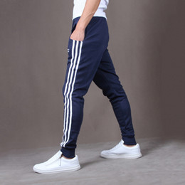 Wholesale Men Sweatpants Big Pockets - Wholesale-2016 Men Tracksuit Pants Pocket Sweatpants Men Trousers Hip Hop Sportswear Joggers Pants Male Joggers Moletom Big Size XXXL 50