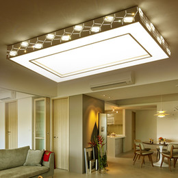 Canada LED Square Ceiling Light Living Dinning Bedroom Study Room Lamp Eye Protect Lamps And Lanterns