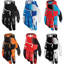 Wholesale Downhill Cycles - new Motorcycle Gloves ATV DH MX BMX MTB MOTOGP motocross off road racing downhill guantes Motorbike cycling dirtpaw gloves with logo