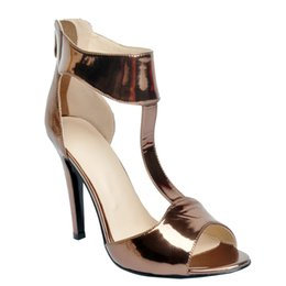 88b1e6c410 coffee brown shoes Coupons - Zandina Women s Handcrafted Stiletto Heel  T-strap D Orsay