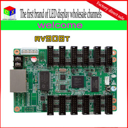 best led rgb full color  - wholesale RV908T RGB full color led display synchronous controller   receiver card Linsn