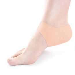 Canada Silicone Confortable Élastique Unisexe Pied Talon Protecteur Soft Foot Care Talon Protecteur Anti Slip Anti Chafe Pied Talons supplier elastic silicone Offre