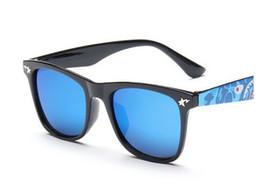 Wholesale Sun Goggles For Children - New Hot Kids Sunglasses Boys Baby Sunglasses Girls Children Glasses Sun Glasses For Boys Gafas De Sol 15604
