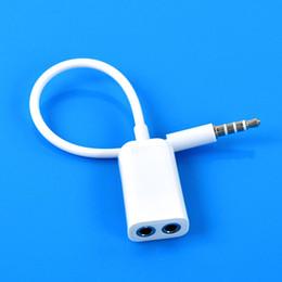 2019 усилитель громкоговорителей для компьютера 1 мужчин и 2 женщин 3,5 мм разъем Aux аудио микрофон Splitter кабель любителей кабель наушников адаптер AUX адаптер