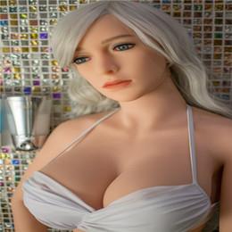 2019 muñeca asiática realista Muñeca Real Asian Sex Doll de 158cm, juguetes sexy de Silicona realistas japoneses para hombres Full Love Doll para adultos rebajas muñeca asiática realista