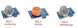 Wholesale Switching Transducer - MIX Gas Detection Sensor Module MQ-2 MQ-3 MQ-4 MQ-5 MQ-6 MQ-7 MQ-8 MQ-9 MQ-135