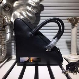Wholesale Brown Italian Leather Handbag - new Italian good High Quality Plain Women Handbag Original Patent Leather Blue174627435 Black174627776 Brown174627599 Green174627270 Handbag