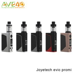 Wholesale Joyetech Evic E - Authentic Joyetech eVic Primo 200W TC Kit with UNIMAX 25 Atomizer Airflow Control and E-liquid Filling with BFXL Kth-0.5ohm DL head