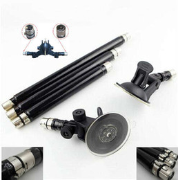 Wholesale Dildo Accessories - 2017 Sex Machine Accessories Lengthened Extension Tube Rod and Dildo Attachment Fixed Bracket Fit For Metal Adult Women Sex Toy Masturbation
