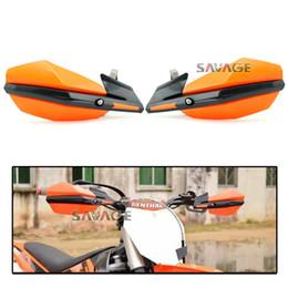 Wholesale Hand Guards Handguard - For KTM Supermoto Motorcross 350 450 500 XC-W EXC SX-F Motorbike Off-road Bike Handguard Handlebar Hand Guard