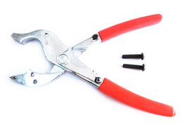 Wholesale New Car Lock Set - Free Shipping New Model car door lock face cap Plier removal tool auto tools